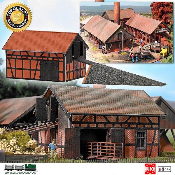 Busch 1552 pershuis voor bakstenen HO