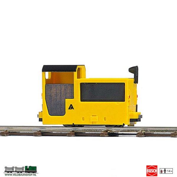 Busch 5030 Mijnbouw Locomotief (Zonder Aandrijving) H0f