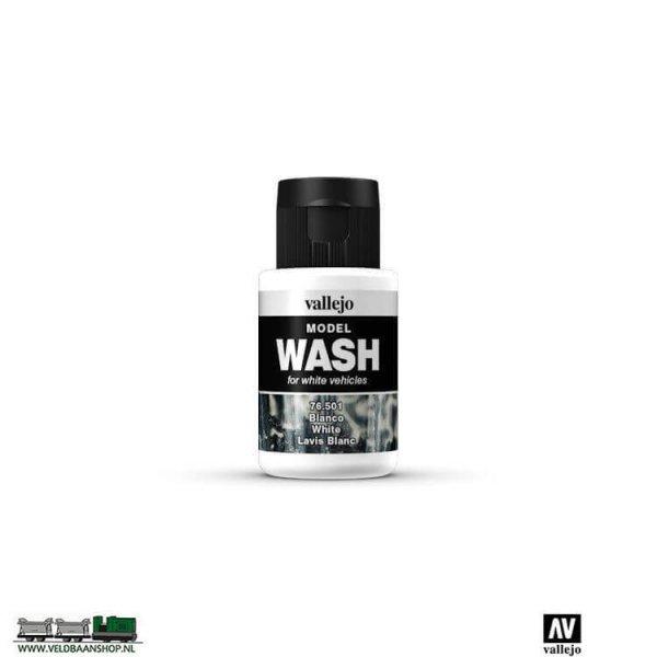 Vallejo 76501 Model Wash White
