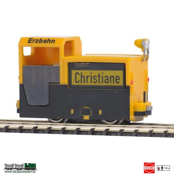 Busch 5013 Mijnbouw Diesellok B360 Christiane
