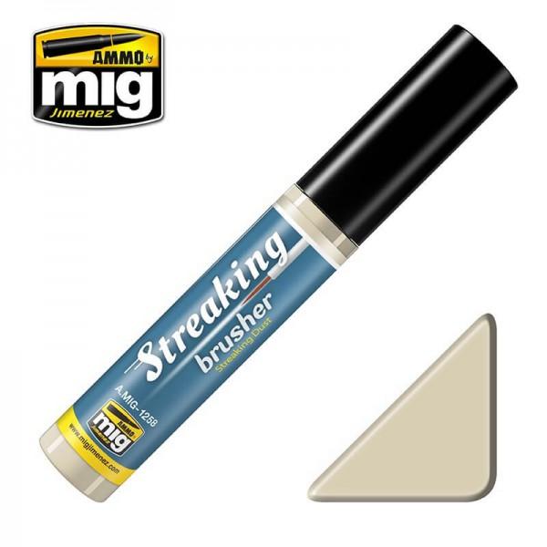 MIG 1258 Streaking Brusher Dusty
