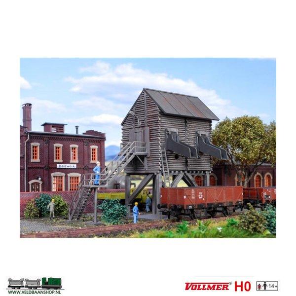 Vollmer 45635 Grindoverslag met aandrijfunit H0 Veldbaanshop.nl