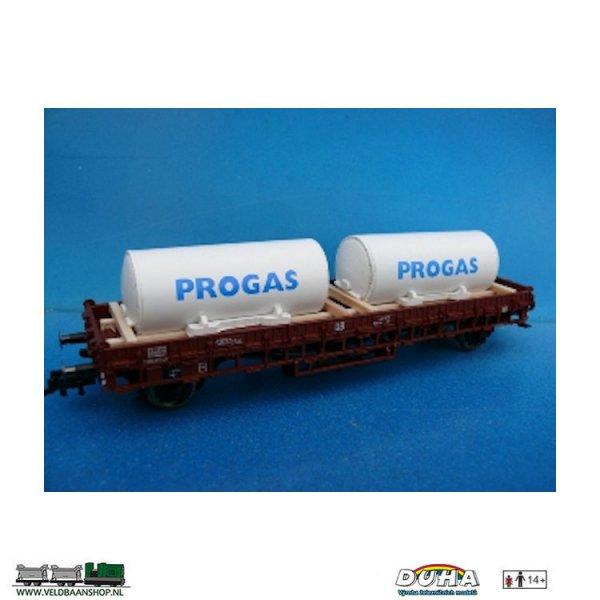 "DUHA11456 Kessel ""Progas"" 120x29x21 mm H0 Veldbaanshop.nl"