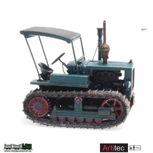 Artitec 387.400 Hanomag K50 rupstractor H0