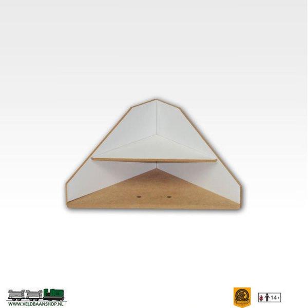 Hobbyzone OM12 Ending Corner Shelves Module