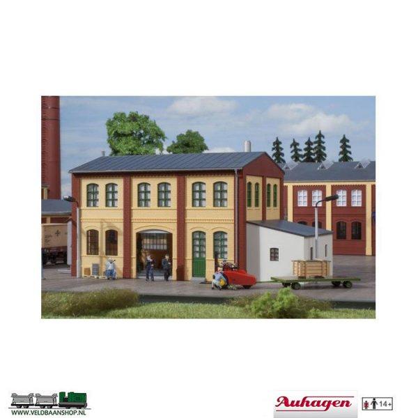 Auhagen 11444 bouwdoos Schlosserei (Metaalbewerking)