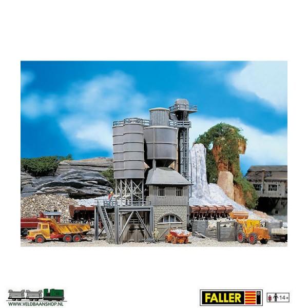 Faller 130951 oude betonfabriek H0 Veldbaanshop.nl