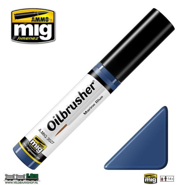 MIG 3527 MIG Jimenez Oilbrusher Marine Blue