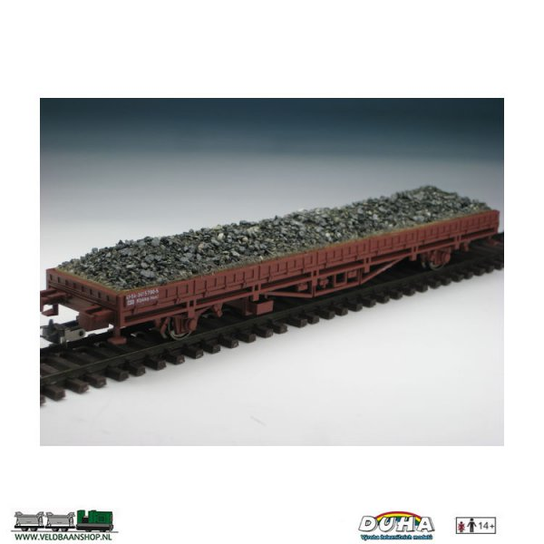 DUHA 11161B Schotterbeladung H0