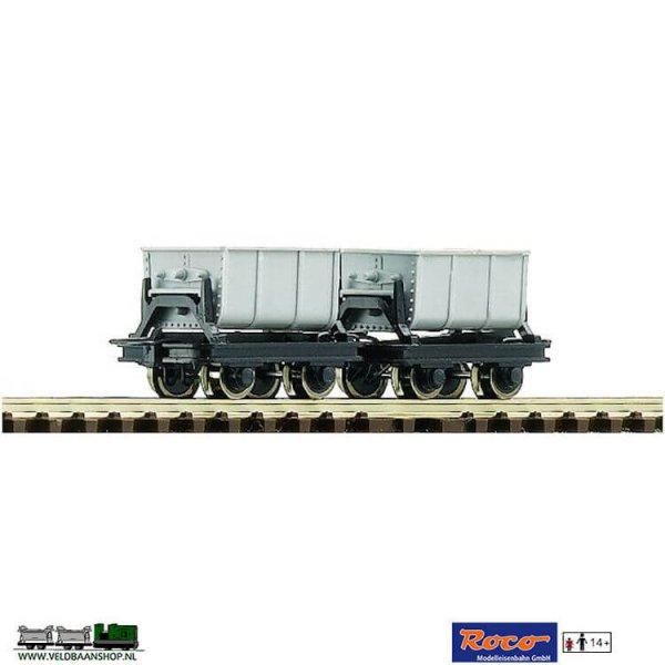 Roco 34601 Zementloren H0e duoset