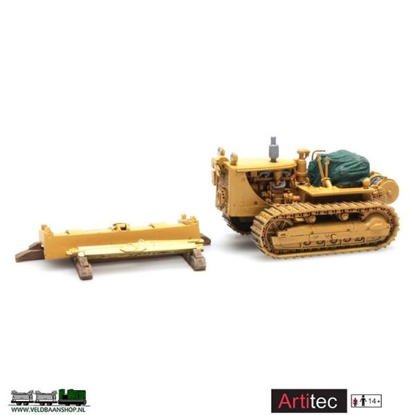 Artitec 48780155 Lading Bulldozer D7 H0 Veldbaanshop.nl