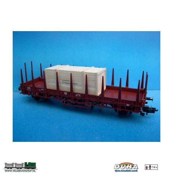 """DUHA 11493 Transportkiste """"Zervat Rotterdam"""" H0"""