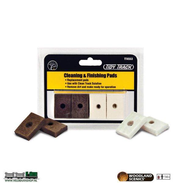 Woodland Scenics TT4553 polijstpads voor TT4550