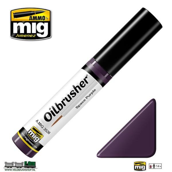 MIG 3526 MIG Jimenez Oilbrusher Space Purple