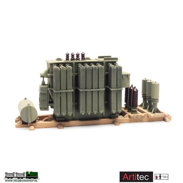 Artitec 48780157 Lading AEG transformator H0 Veldbaanshop.nl