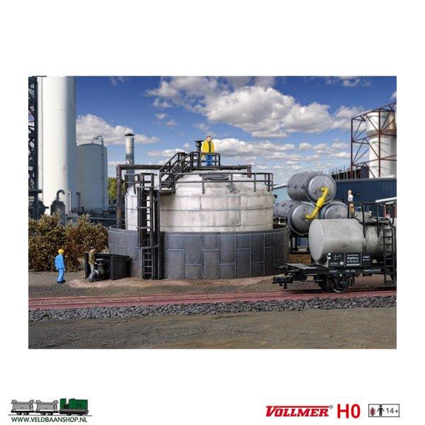 Vollmer 45530 dieseltank H0 Veldbaanshop.nl