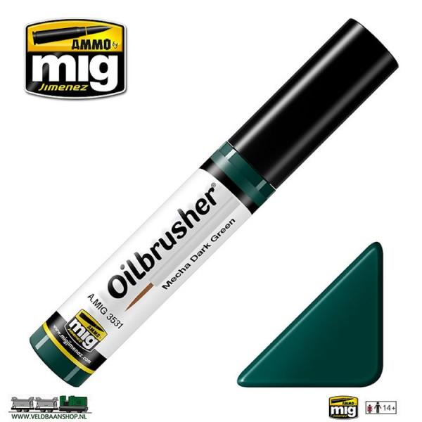 MIG 3531 MIG Jimenez Mecha Dark Green