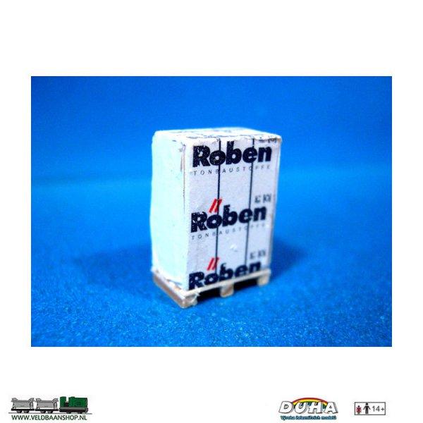 """DUHA 11384 Palette mit Baumaterial """"Roben"""", gross"""