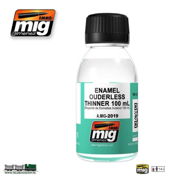 MIG 2019 Enamel odourless thinner 100 ml