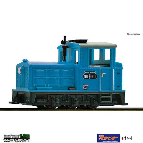 Roco 33204 Schmalspurdiesellokomotive BR 199 DR H0e